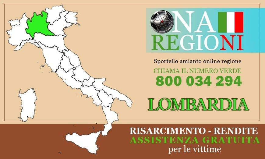 Osservatorio Nazionale Amianto Lombardia
