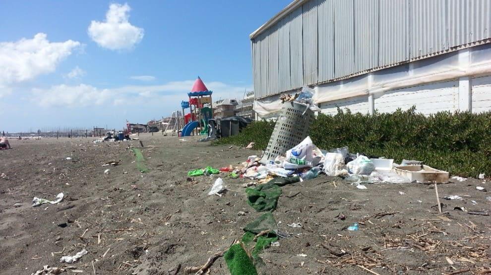 Taranto ed Ostia rifiuti