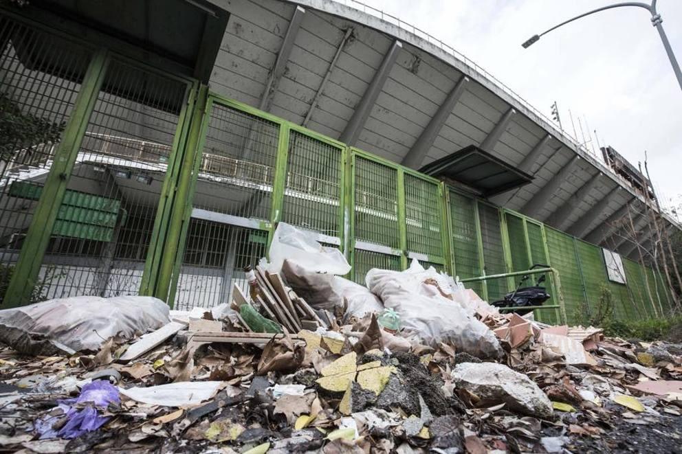 Italia rifiuti